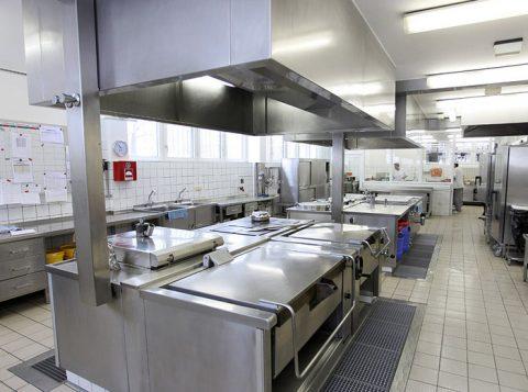 Endüstriyel Mutfak Nedir