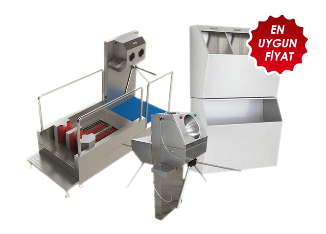 Endüstriyel Hastane Ekipmanları Bursa - Bruno